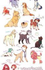 Uta No Prince Sama Animals by iiRyuya-Hyugaii