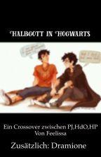 Halbgott in Hogwarts by Feelissa