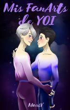 Mis FanArts de YOI ❤ by mariv_ayala23