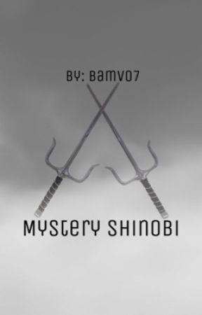 Mystery Shinobi by BamV07