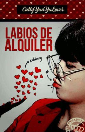 Labios de Alquiler || NamKook by CattyYuuYuLover