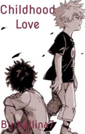 Childhood Love [Katsuki Bakugou x ShyReader] - Author's Note