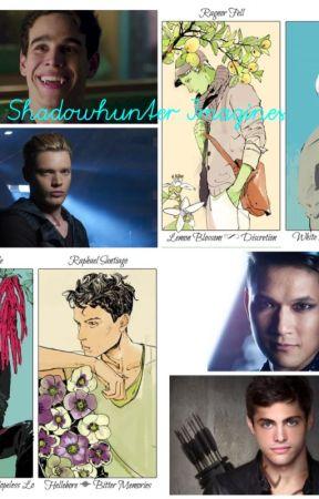 Shadowhunter Imagines by Aubyk1203