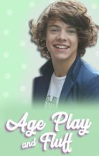 One Direction Age Play and Fluff (Harry Centrics) by theway2go