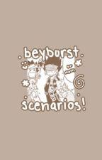 Random Beyblade Burst Scenarios by sookiim