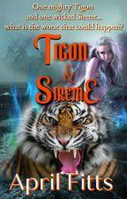 Tigon and Sireme by AprilFitts