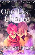 One Last Chance: A Nymphadora Tonks and Remus Lupin Love Story by SunsetButterfly321