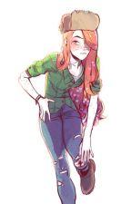The Redhead (Wendy x Female Reader) by awkwardgoddess20