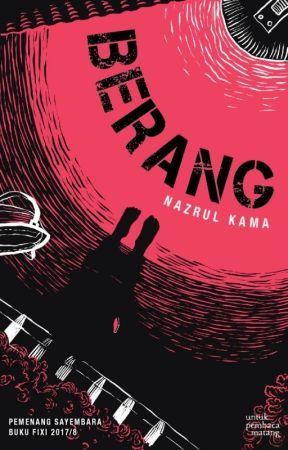 (preview) BERANG - sebuah novel Nazrul Kama by BukuFixi