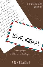 Love, Iqbaal by annisarnh