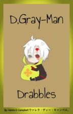D.Gray-Man Drabbles by VarelaDCampbell