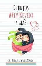 Dibujos Rev!Kevedd y más by PermarieWater
