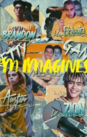 Prettymuch imagines  by amourBia