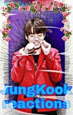 JungKook reactions   [ Pedidos Abiertos ] by x_holic