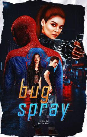 BUG SPRAY  ━ PARKER by soulofstaars