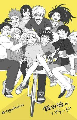 Đọc truyện [BnHA]Boku no Hero Academia - sưu tầm !