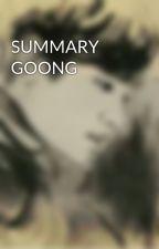 SUMMARY GOONG by LeaClaireDaguro