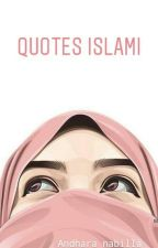 Quotes Islami by andharaan