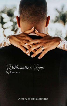 Billionaire's Love by SanjanaPandey14