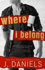 Where I Belong by JDanielsbooks