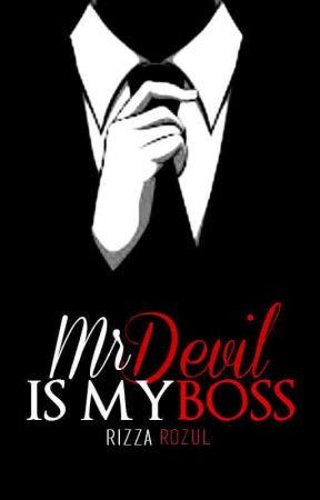 Mr. Devil Is My Boss [COMPLETED] by pillowheart