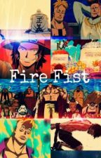 Fire Fist  - One Piece FF (fertiggestellt) by mrs_FF