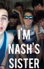 I'm Nash's Sister by MagconDallas