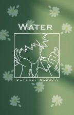 Water(Katsuki Bakugou x reader) by Carxna04
