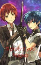 I'll Protect You Nagisa by AkarixAutsuki