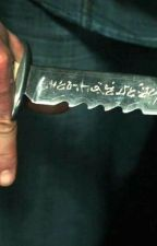 Silver Knife by IForlee