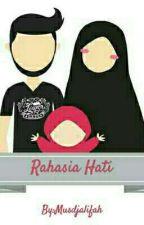 RAHASIA HATI by Musdjalifah