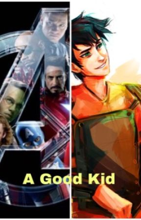 A Good Kid- Percy Jackson/ The Avengers by Juliet_Nebula