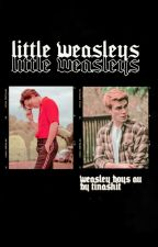 LITTLE WEASLEY'S ↯ BOYS² by T-tina