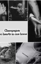 Champagne: two hearts in one home | H.S. by deargubler