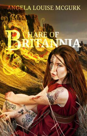 Hare of Britannia by ALMcGurk