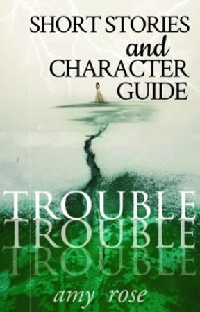 Trouble (The Marauders Era)»» Short Stories and Character Guide by ATotalNerd