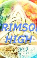 Crimson High  by GenderlessGiraffe21