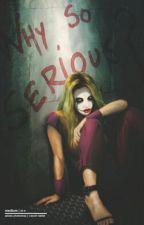 No tengo nombre, pero si apodo...Joker. by YukikotheGhoul