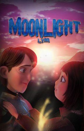 Moonlight ⇾ Trollhunters by dearsayas