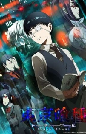 Tokyo Ghoul reacts to ships by tlimbaga