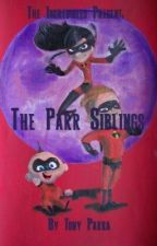 Incredibles: The Parr Siblings by Tonyparra95QSquad