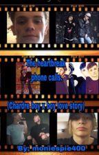 The heartbreak phone calls  (chardre boy x boy love story) by moniespie400