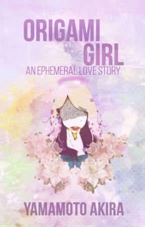 Origami Girl by Tensukishi