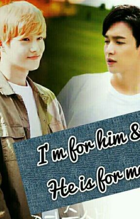 I'm For Him & He Is For Me [Completed] by suyeelim