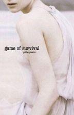 Game of Survival ➳ Jason Grace by goldenpraetor