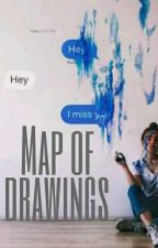 Map Of Drawings | Justin Foley  by Teddybear_child