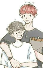 CHANBAEK fanarts (short stories) by allforCB