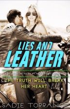 Lies and Leather (Book Five_Ruthless Series) by bearmama256