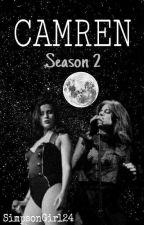 CAMREN ~ Season 2.  by SimpsonGirl24