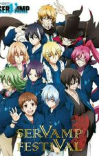 The Lost Servamp[A Servamp Fanfic] by CRIMSON_ARMY1